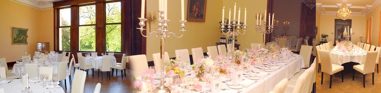 Hochzeitslocation Schloss Bredeneek Ahorn Salon