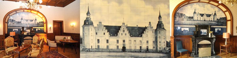 Hochzeitslocation Schloss Bredeneek Holsteinborg Kaminzimmer